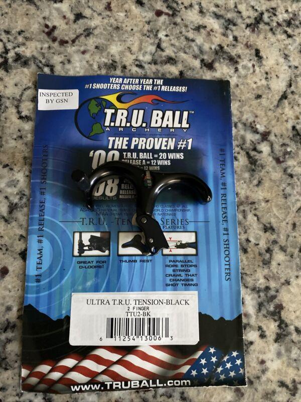 T.R.U.  ball ultra tru tension two finger back tension release