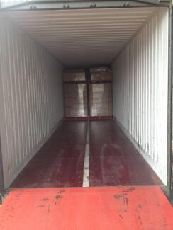 CONTAINER UNLOADERS