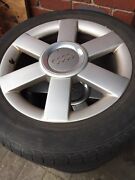 """Oem Audi wheels 16""""  Rowville Knox Area Preview"""