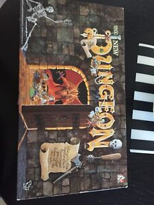 Dungeons and Dragons The New Dungeon Board Game