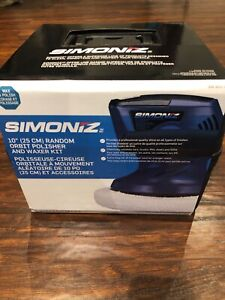 Simoniz orbit polisher and water kit