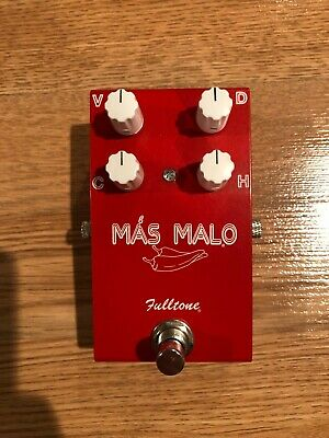 Fulltone Mas Malo Distortion/Fuzz w/Box