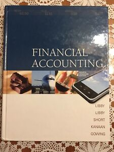 Financial Accounting Fourth Canadian Edition