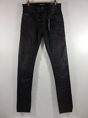 NWT Men's DIESEL, Tepphar 0671E Stretch Slim-Carrot BLACK JEAN. 27x32- $248