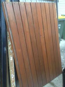 Timber slat gate Tewantin Noosa Area Preview