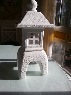 Candle holder / garden ornament