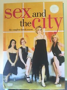 Sex and the city season four Scarborough Stirling Area Preview