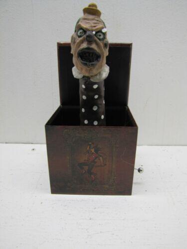 Jack Attack-- Demonic Toys ( Full Moon ) LTD edition resin statue New in box