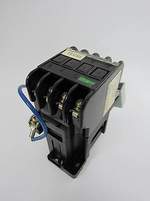 Fuji Electric Srca50-3x Auxiliary Relay 4 Amp 5060hz 100100-110v