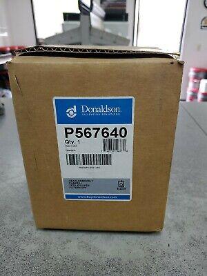 Donaldson P567640 Hpk04 Series Hydraulic Filter Head Assy