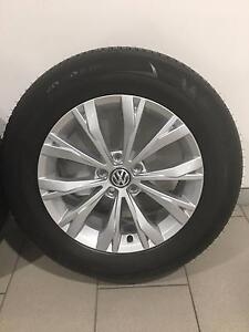 Brand new 17 inch wheels and tyres (MICHELIN PRIMACY SUV Tyres) Castle Hill The Hills District Preview