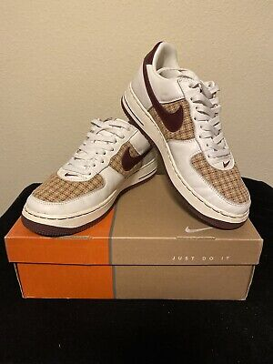 Nike Air Force 2 Low Escape (Brown) 312488 101