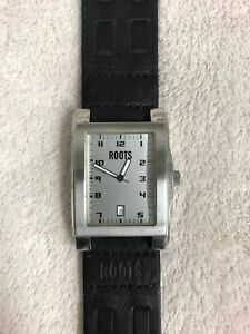 Roots men's watch