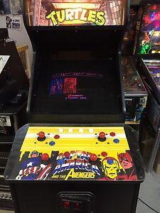 TMNT Ninja Turtles Arcade for sale