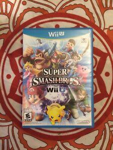 Super Smash Bros. - WiiU