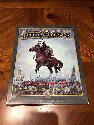 AD&D - Forgotten Realms - Campaign Box Set - TSR