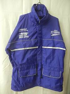 Yamaha nylon soft shell fleece lined ¾ winter jacketY7 Berkeley Vale Wyong Area Preview