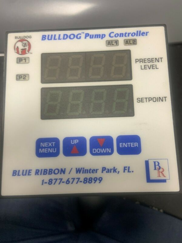 Blue Ribbon Model BD100 Set Point Pump Controller (Bulldog)
