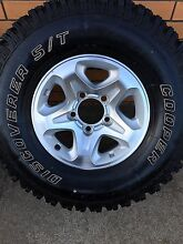 Toyota Land Cruiser Rims and tyres Oakleigh East Monash Area Preview