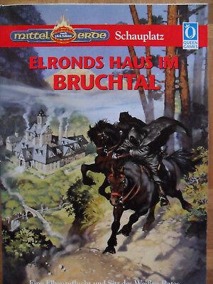 """rolemaster mers schauplatz """"elronds haus in bruchtal"""""""