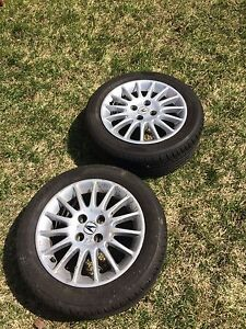 "Mags 15"" 4x100"