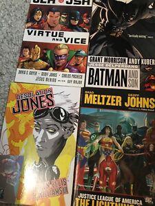 Comic graphic novels