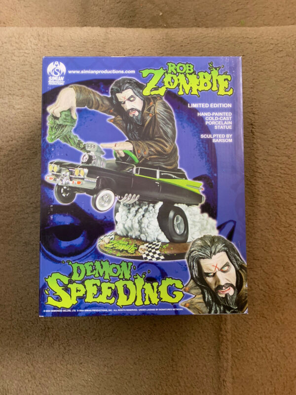Barsom Manashain Rob Zombie Demon Speeding Simian Productions