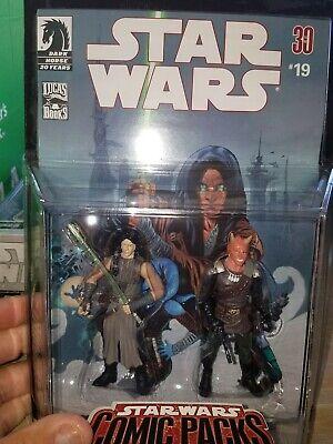Star Wars 30th Anniversary Comic Packs 5 Quinlan Vos Vilmarh Grahrk 2006 New