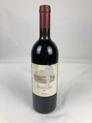 127) TENUTA ORNELLAIA Ornellaia 1995 SUPERIORE Bolgherie 0,75L  TOSKANA Italien
