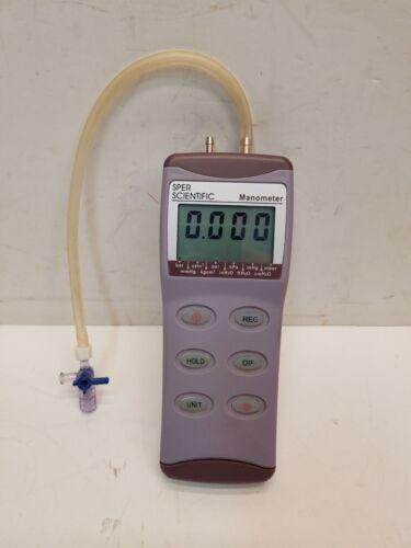Sper Scientific 840080, 5 PSI Manometer  Free Shipping