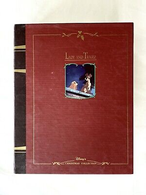 Disney's Lady and the Tramp Storybook Ornament Set
