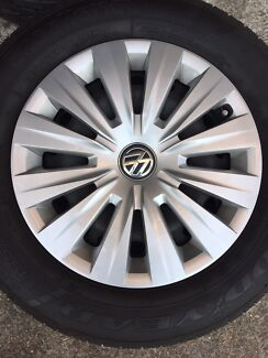 Volkswagen Golf wheels