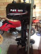 5.8 Parsun Two stroke Outboard Rockingham Rockingham Area Preview
