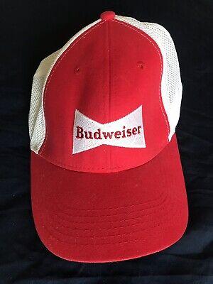 NEW John Deere Light Blue Denim Foam Twill White Mesh Flat Bill Cap Hat LP17614