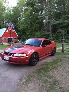 2000 automatic mustang 3.8l