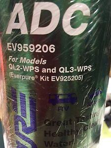 ADC water filter cartridge
