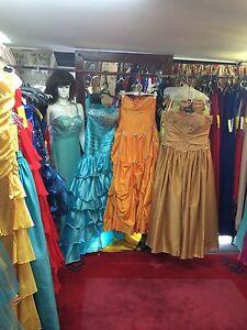 FORMAL DRESSES 1000's NEW HALF PRICE Corinda Brisbane South West Preview