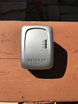 Netgear WGX102 Wireless Powerline Access Point  - Netgear Wireless Powerline