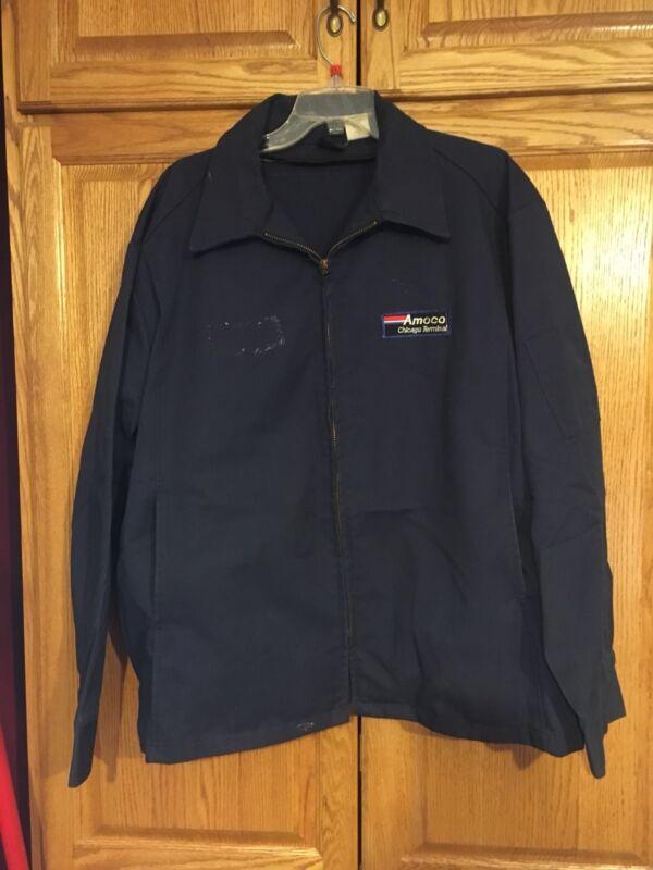 Vintage Amaco Oil Work Jacket XXL