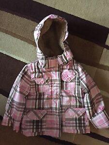 Girls 3T Light Winter Jacket