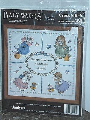 Комплекты Janlynn 1992 Counted Cross Stitch