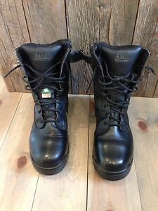 Tactical 5.11 Evo boots