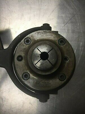 Hardinge Sjogren No.3l Speed Collet Chuck Threaded Mount 3j Collet