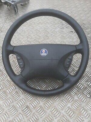 Saab 95 2005 steering wheel and airbag H7