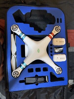 DJI Phantom 3 Standard Quadcopter Camera Drone. PLEASE READ DESCRIPTION.