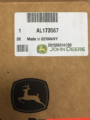 New Genuine John Deere Oem Lamp Al173567 In Stock Ships Very Same Day