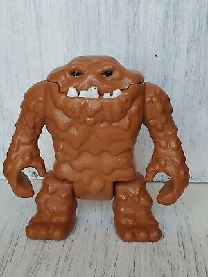 Fisher-Price FP Imaginext DC Super Friends Clayface Villain Figure Monster 2011