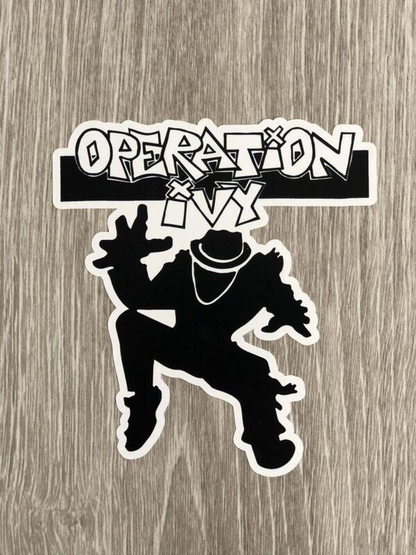 Operation Ivy Sticker