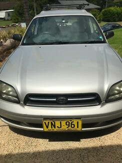 Subaru Liberty awd Dundas Parramatta Area Preview
