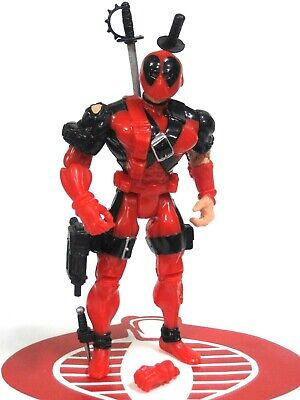 X-Men Action Figure DEADPOOL Complete 2nd Edition Toy Biz